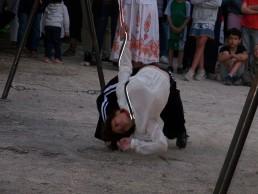 Victoria Belen Martinez, acrobate en talons !