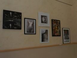 les photos de Denis Lorain et un collage de Bertrand Briolon