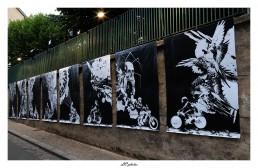 le mur de Pierre Yanelli