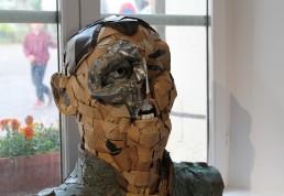 un buste de Philippe Monnot