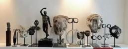 Patrick Lonza - Sculpture