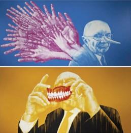Sabien Witteman - Peinture